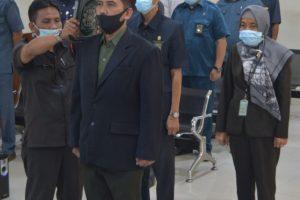 Pelantikan dan Pengambilan Sumpah Jabatan Panitera Muda hukum Pengadilan Negeri Banyuwangi